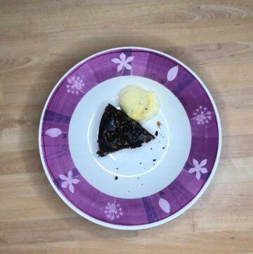 Instant pot chocolate brownies