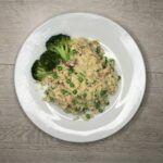 Instant pot chicken risotto