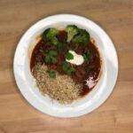 Instant pot ground turkey chili