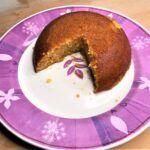Instant pot sponge pudding