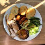 Instant pot Sunday dinner