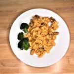 Instant pot creamy chicken pasta