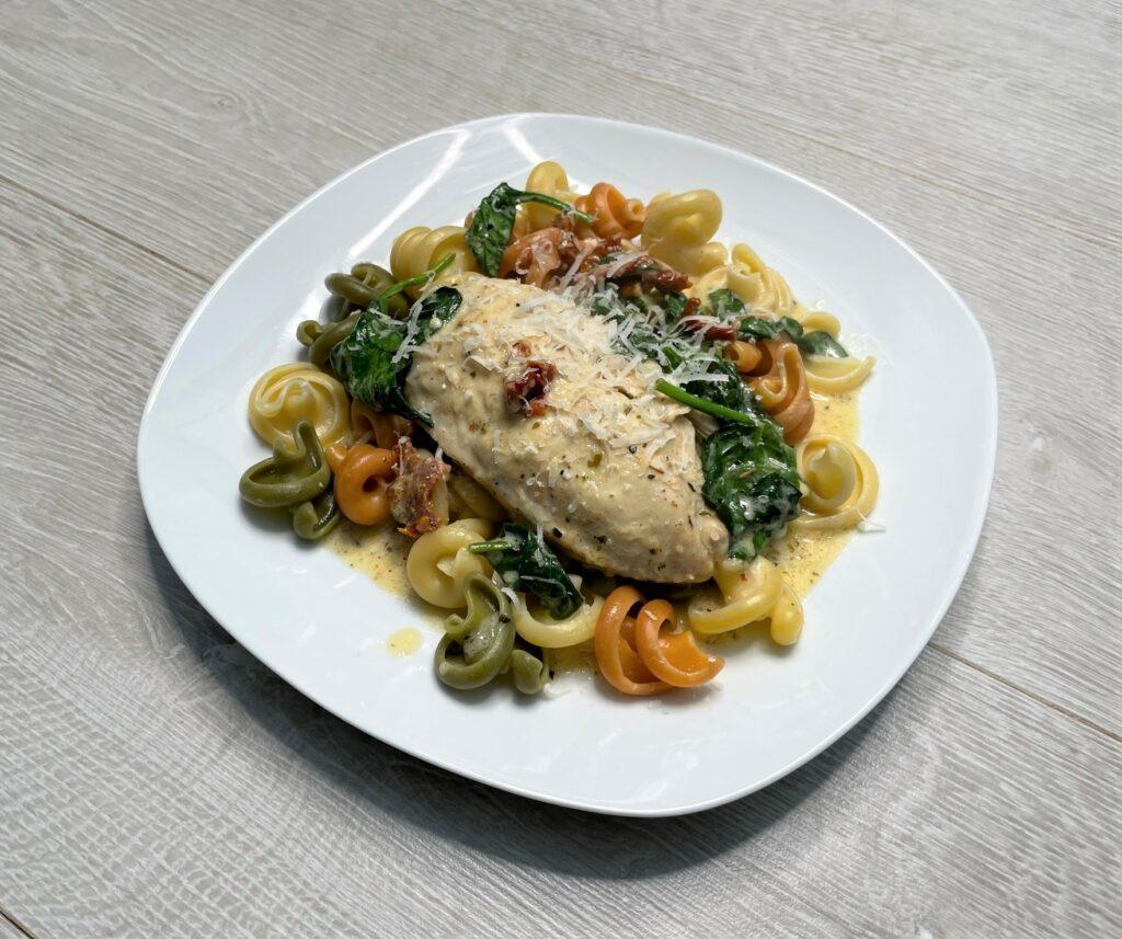 Instant pot Tuscan chicken recipe